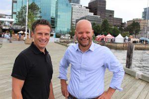 Founders: David Burke & Dan LeBlanc