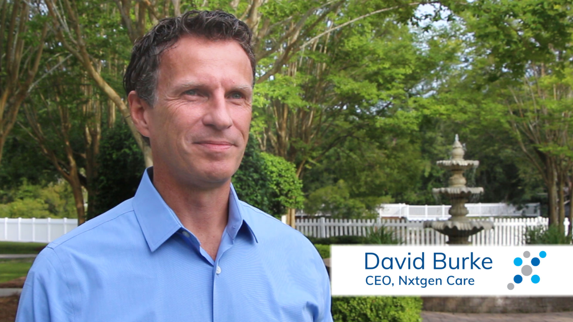 David Burke, CEO Nxtgen Care - business intelligence & analytics