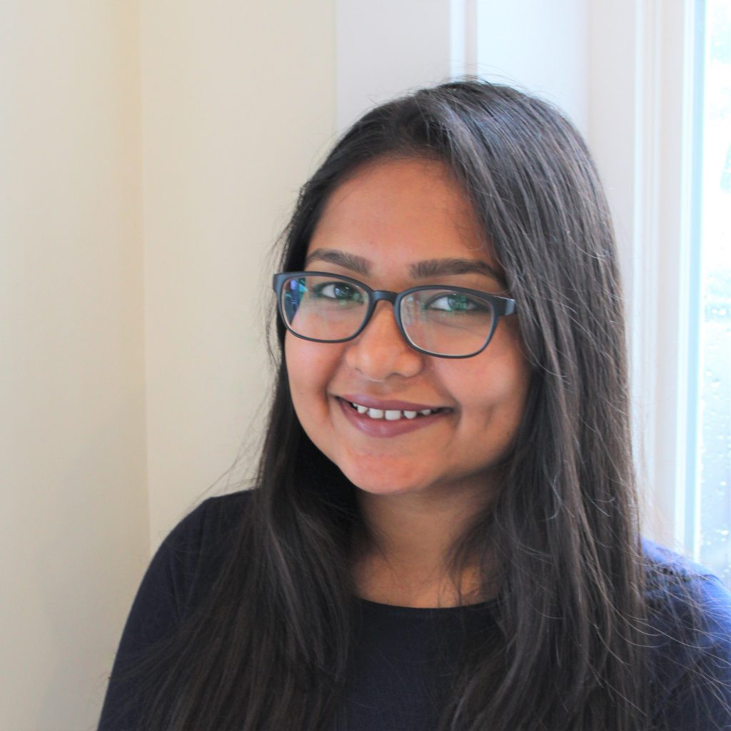 Bhumi Patel, Nxtgen Care Software Developer